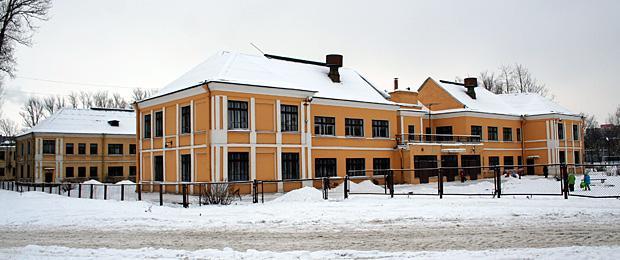 Больница 36 кронштадт врачи