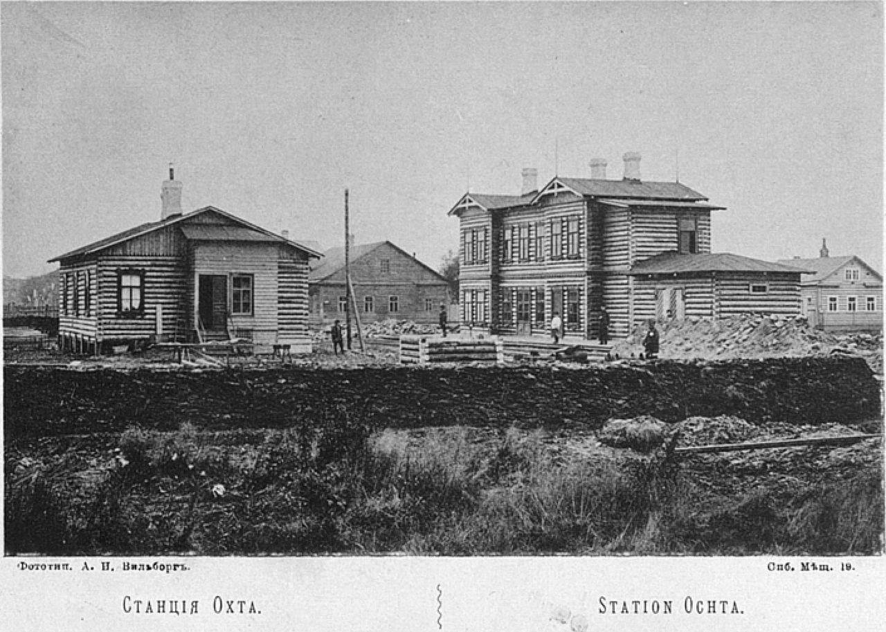 Коттеджный поселок Пятая миля от Усадьба барона Корфа в ...   913x1280