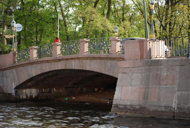 2-й Инженерный мост, Архитектор Базен П. П., Клапейрон Э. К ...