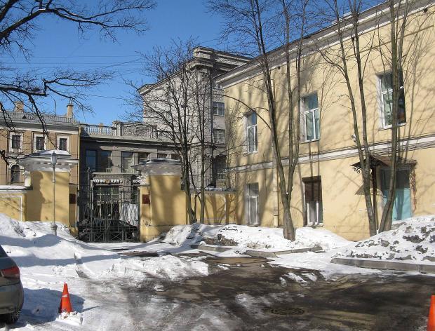 Омская клиническая больница кабанова