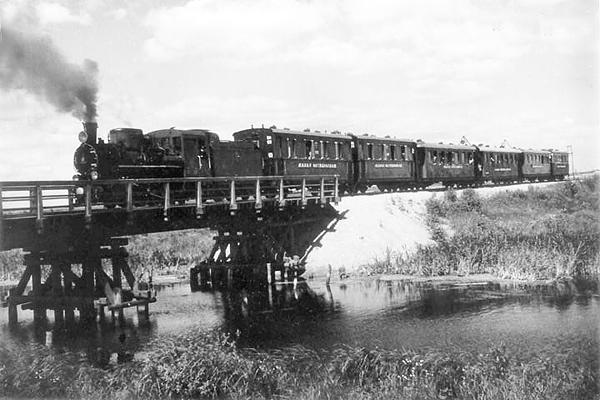 Малая Октябрьская железная