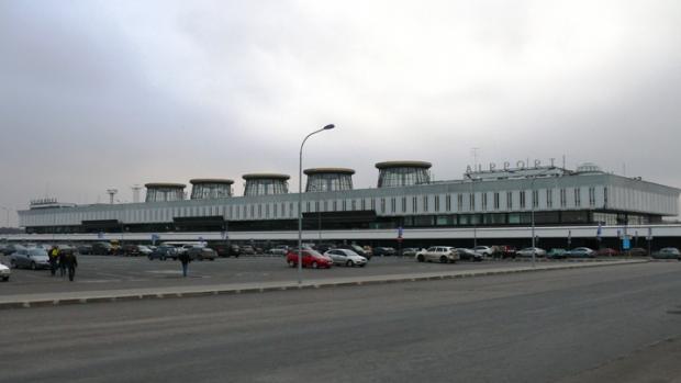 """Аэропорт """"Пулково-1"""""""